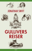"""Gullivers reiser"" av Jonathan Swift"