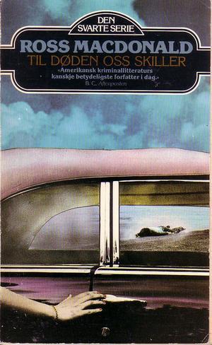 """""""Til døden oss skiller"""" av Ross Macdonald"""