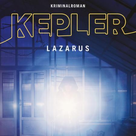 """""""Lazarus"""" av Lars Kepler"""