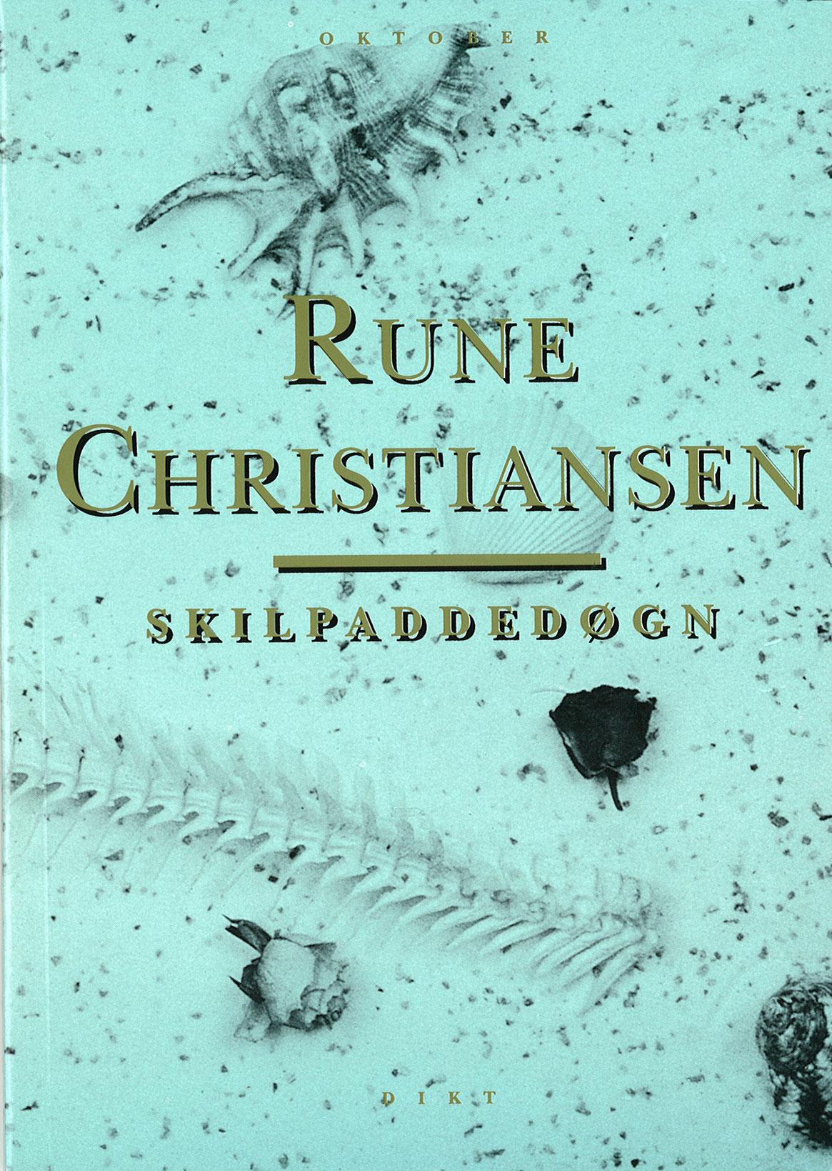 """""""Skilpaddedøgn"""" av Rune Christiansen"""
