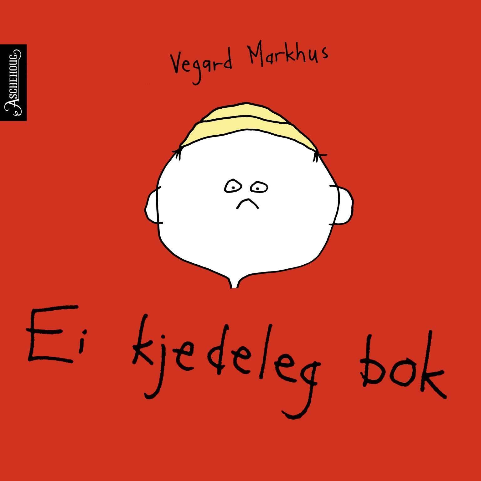 """""""Ei kjedeleg bok"""" av Vegard Markhus"""