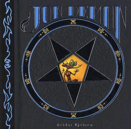 """""""Jon Demon"""" av Reidar Kjelsen"""