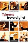 """""""Talerens troverdighet - tekniske og kulturelle betingelser for politisk retorikk"""" av Anders Johansen"""