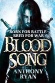 """""""Blood song"""" av Anthony Ryan"""