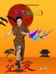 """""""Sadako og de 1000 papirtranene"""" av Kåre Kompelien"""