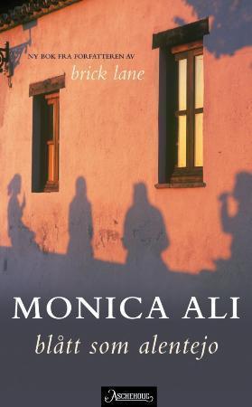 """""""Blått som Alentejo"""" av Monica Ali"""