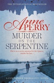"""Murder on the Serpentine - A Charlotte & Thomas Pitt Novel"" av Anne Perry"