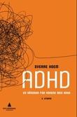"""""""ADHD - en håndbok for voksne med ADHD"""" av Sverre Hoem"""
