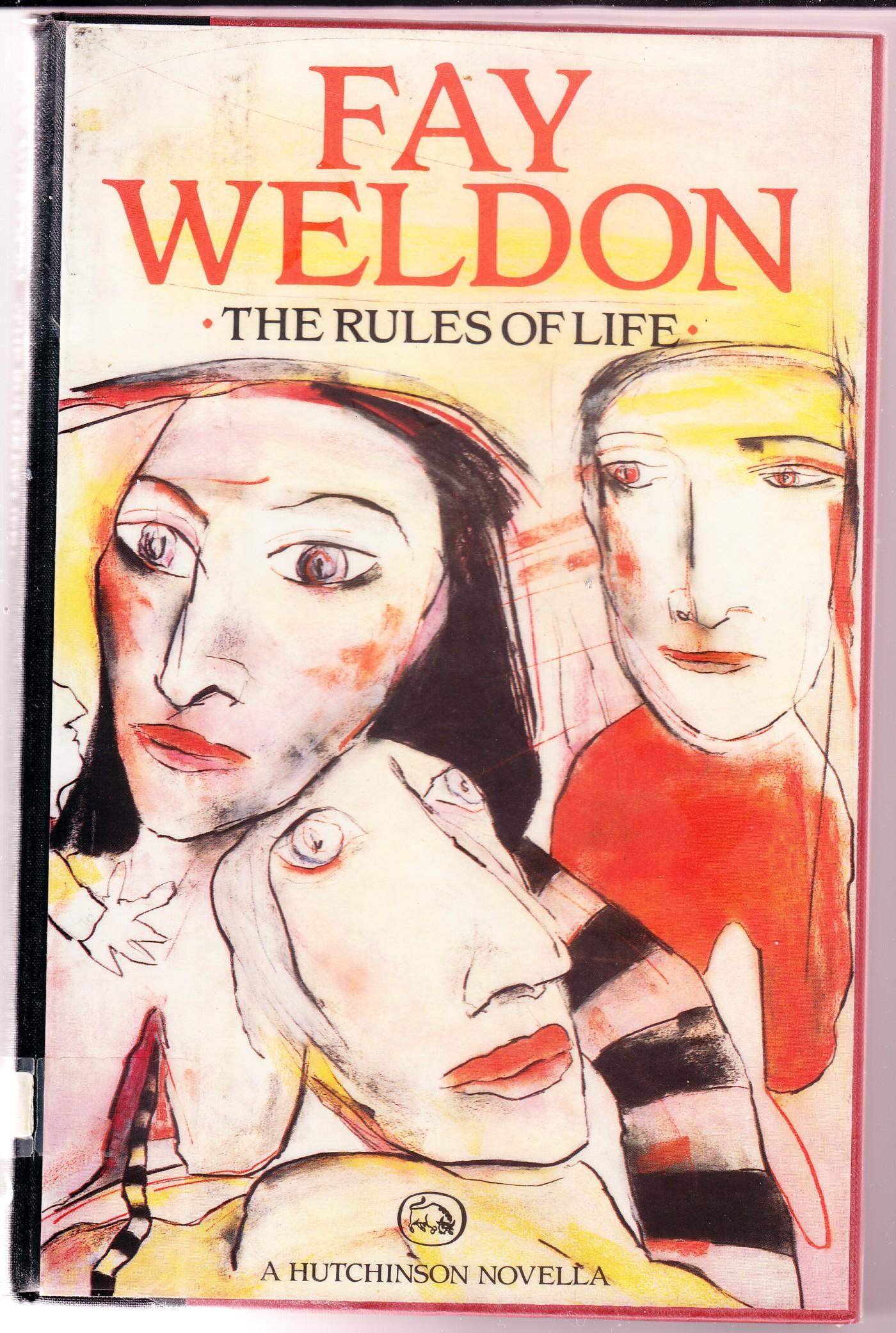 """""""The Rules of Life"""" av Fay Weldon"""