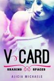 """V-Card - Sharing Spaces Book 1"" av Alicia Michaels"