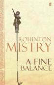 """A fine balance"" av Rohinton Mistry"