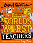 """The world's worst teachers"" av David Walliams"