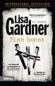 """""""Finn henne"""" av Lisa Gardner"""