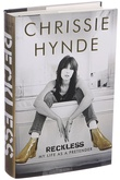 """Reckless - my life as a Pretender"" av Chrissie Hynde"