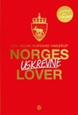 """""""Norges uskrevne lover"""" av Egil Aslak Aursand Hagerup"""
