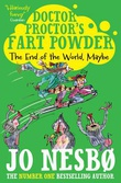 """Doctor Proctor's fart powder - end of the world book3"" av Jo Nesbø"