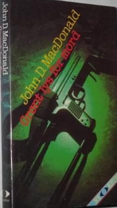 """""""Grønt lys for mord"""" av John D. MacDonald"""