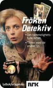 """""""Frøken detektiv og det hemmelighetsfulle loftet ; Frøken detektiv og tårnet med de vridde lys"""" av Carolyn Keene"""
