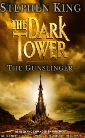"""The dark tower I - the gunslinger"" av Stephen King"