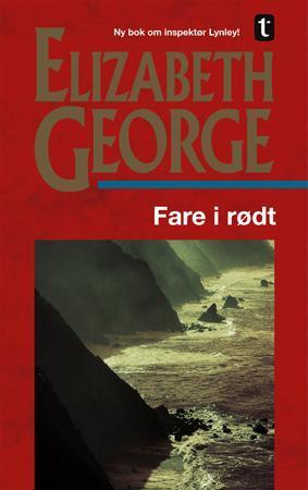 """""""Fare i rødt"""" av Elizabeth George"""