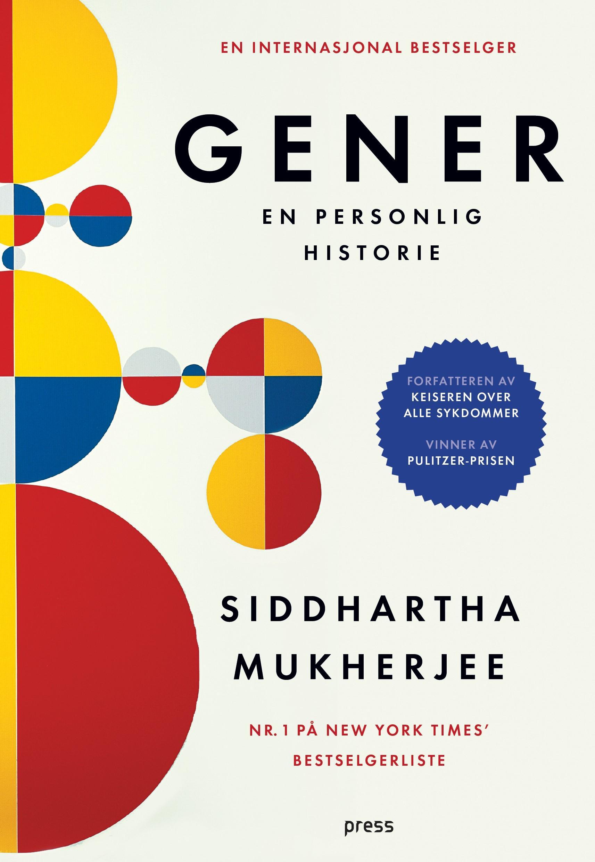 """""""Gener - en personlig historie"""" av Siddhartha Mukherjee"""