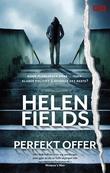 """""""Perfekt offer"""" av Helen Fields"""
