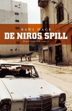 """""""De Niros spill - roman"""" av Rawi Hage"""