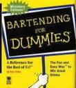 """""""Bartending for dummies"""" av Ray Foley"""