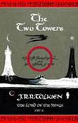"""""""The two towers - being the second part of The lord of the rings"""" av John Ronald Reuel Tolkien"""