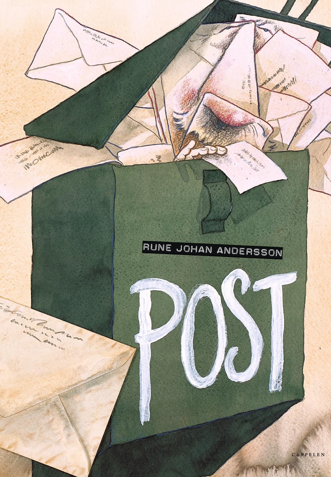 """""""Post"""" av Rune Johan Andersson"""