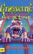 """""""Monsterlæreren"""" av R.L. Stine"""