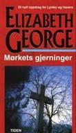 """""""Mørkets gjerninger"""" av Elizabeth George"""