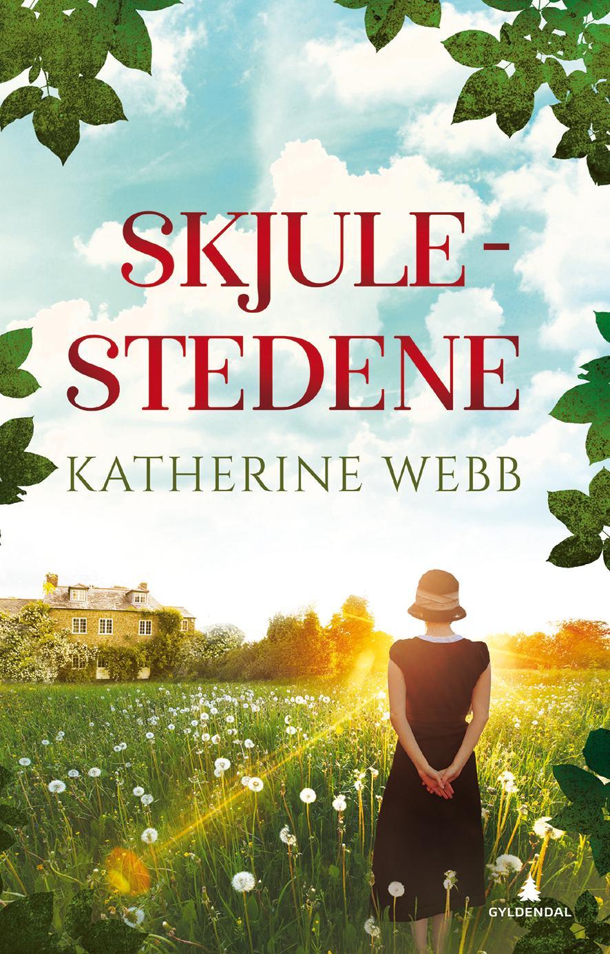 """""""Skjulestedene"""" av Katherine Webb"""
