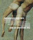 """""""Meningen med sex - noen kunstneriske, populærkulturelle og vitenskapelige undersøkelser"""" av Wencke Mühleisen"""
