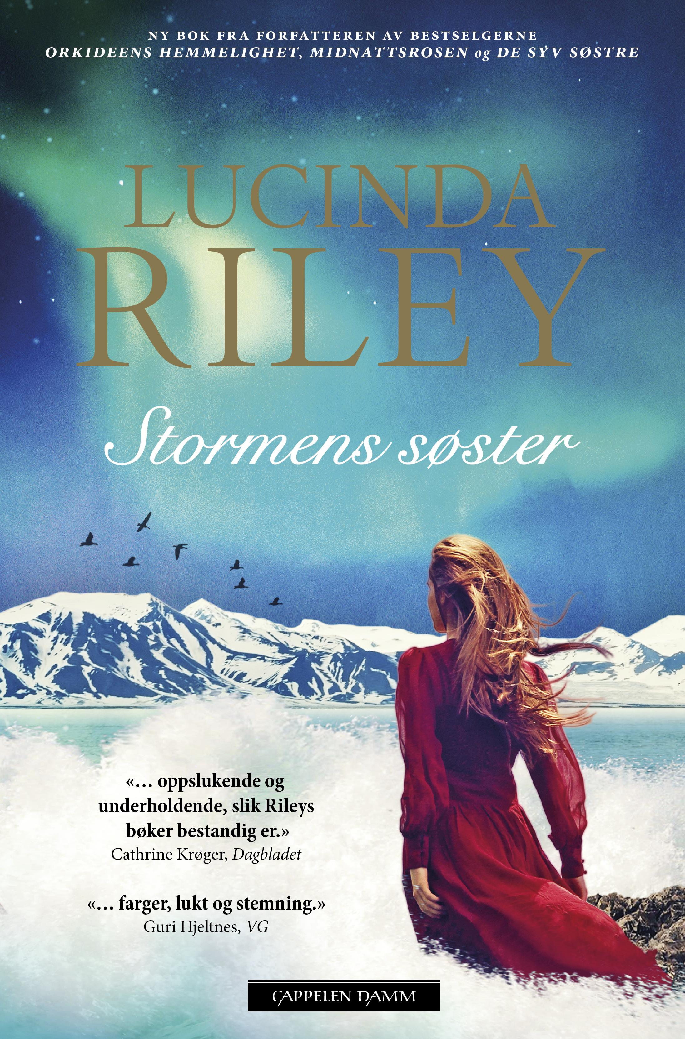 """""""Stormens søster"""" av Lucinda Riley"""