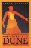 """""""God emperor of Dune"""" av Frank Herbert"""