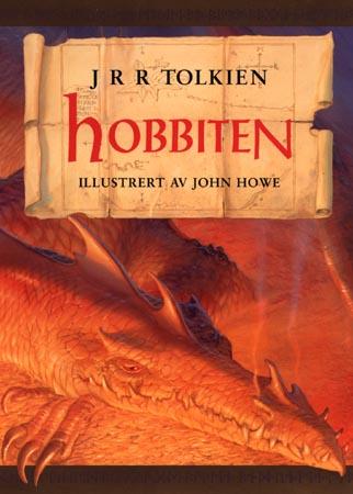 """""""Hobbiten - sprett-opp-bok"""" av J.R.R. Tolkien"""