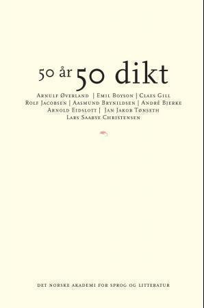 dikt 50 år Omslagsbilder av 50 år   50 dikt dikt 50 år