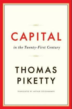"""Capital in the twenty-first century"" av Thomas Piketty"