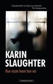 """""""Hun visste hvem han var"""" av Karin Slaughter"""