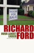 """""""Hvor landet ligger"""" av Richard Ford"""