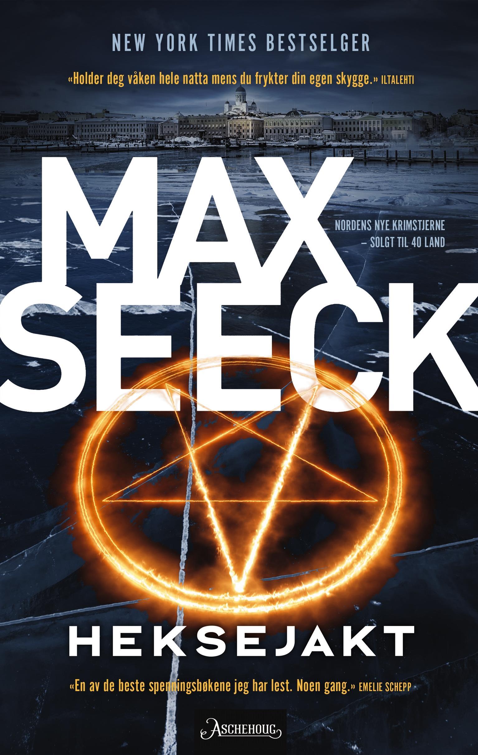 """Heksejakt"" av Max Seeck"