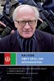 """""""Høyt spill om Afghanistan"""" av Kai Eide"""
