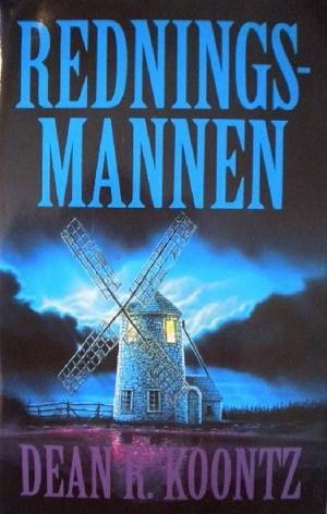 """""""Redningsmannen"""" av Dean R. Koontz"""