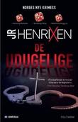 """""""De udugelige - politikrim"""" av JR Henrixen"""