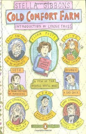 """Cold Comfort Farm (Penguin Classics Deluxe Editions)"" av Stella Gibbons"