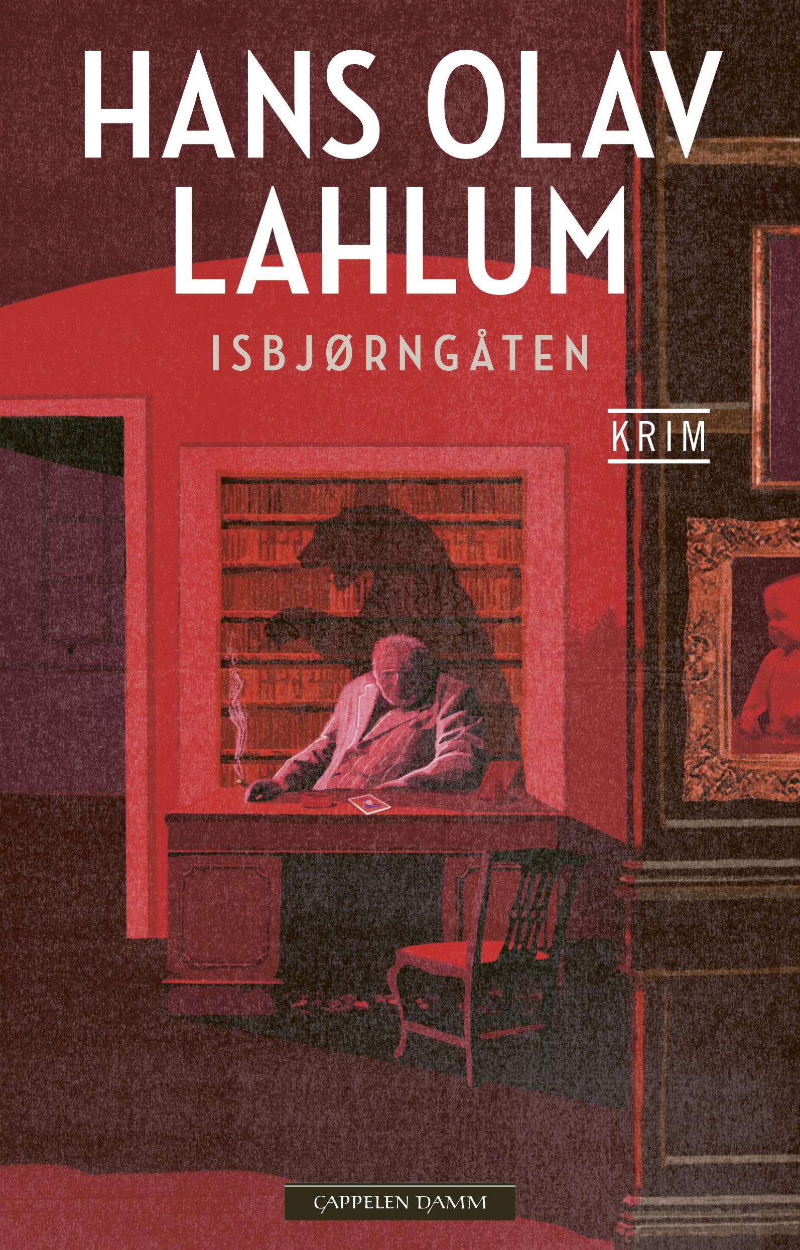 """""""Isbjørngåten"""" av Hans Olav Lahlum"""