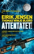 """Attentatet kriminalroman"" av Eirik Jensen"