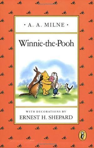 """""""Winnie-the-Pooh"""" av Alan Alexander Milne"""