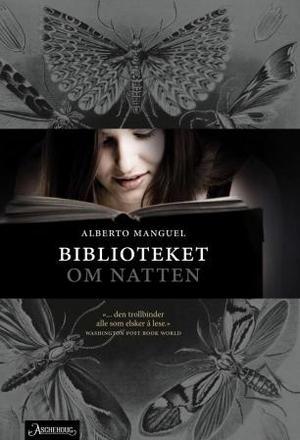 """""""Biblioteket om natten"""" av Alberto Manguel"""
